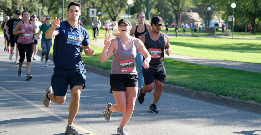 The GMS Queen City Marathon is going in-person — here's what you need to know