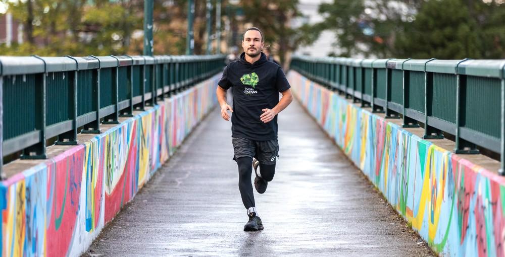 National virtual run promotes brain health