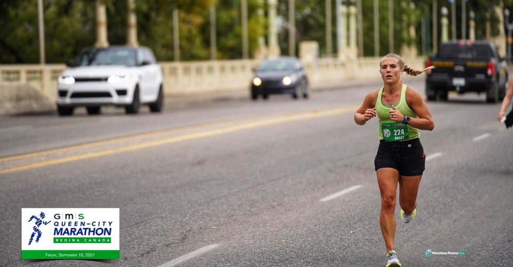 On chasing race goals when things get tough; Hailey Thompson reflects on QCM