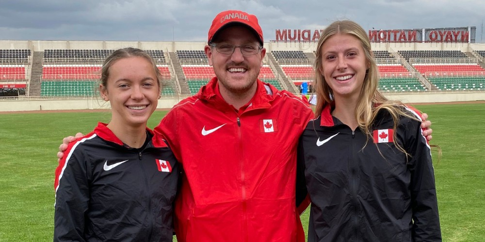 'Quite remarkable;' Two Sask. athletes make finals in World Junior Championships